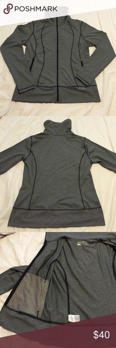 ⚡️24 HR SALE⚡️Eddie Bauer Motion Full Zip Up Excellent condition! 87% polyester, 13% elastane. Full zip up with zip pockets. Eddie Bauer Jackets & Coats