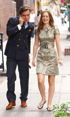 Say Farewell to Gossip Girl With a Look Back at the Cast's Cutest Snaps! #ChairGossipGirl