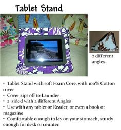 Tablet Stand in Cool Hawaiian Prints. see  more at www.polynesiandesigns.com Tropical Bedding, Beach Bedding, Tropical Home Decor, Tablet Stand, Hawaiian Print, Us Beaches, Beach Fun, Beach Themes, Oasis