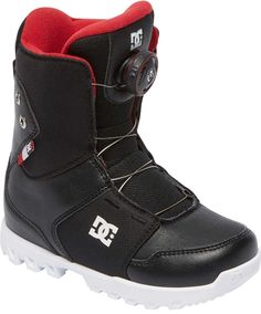 aa905e096664 DC Shoes Youth Scout BOA 2018-2019 Snowboard Boots. Kids Boots ...