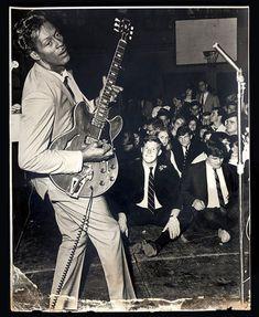 Chuck Berry   Pioneers of Rock n Roll