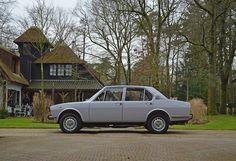 Alfa Romeo Alfetta Type:1800 Bouwjaar:1973