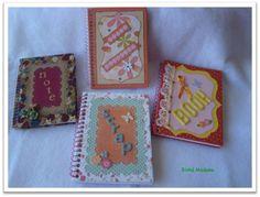 Caderninhos de Anotações
