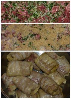 Croatian Cooking: Sarma Recipe {Stuffed Cabbage Rolls} - Chasing the Donkey