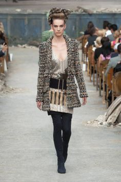 Chanel Fall 2013 Haute Couture Collection