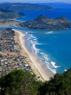 Pauanui, New Zealand The Beautiful Country, Beautiful Places, Places To Travel, Places To Visit, New Zealand Houses, New Zealand Travel, Australia Travel, What Is Like, Solo Travel