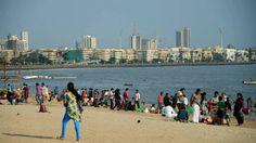 Chaupati BeachMumbai,India