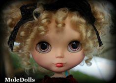 MoleDolls: New OOAK Custom Blythe N. 56 ♥