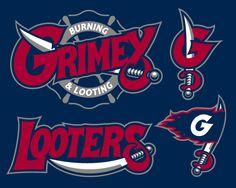 Grimey Spring/Summer 2012 by SHORT , via Behance