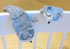 Mouse mittens kaksneljaseitteman.blogspot.fi