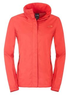 Chaqueta The North Face chaquetas impermeables the north face resolve tomato red