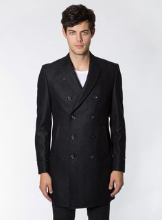 Genoa Mens Coat at 7 Diamonds Genoa, Double Breasted Suit, Christmas Gifts, Diamonds, Suit Jacket, Suits, Coat, Jackets, Shopping
