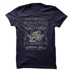 Petroleum Engineer Is Not A Career - #hoodie novios #sweater coat. ORDER NOW => https://www.sunfrog.com/LifeStyle/Petroleum-Engineer-Is-Not-A-Career.html?68278