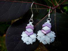 Arrow® - Bijoux Components - Svět korálků Bead Earrings, Arrow, Chevron, Christmas Ornaments, Beads, Holiday Decor, Twin, Etsy, Jewelry