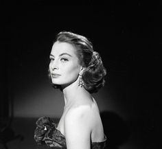 Capucine, photo by Peter Basch, 1960s