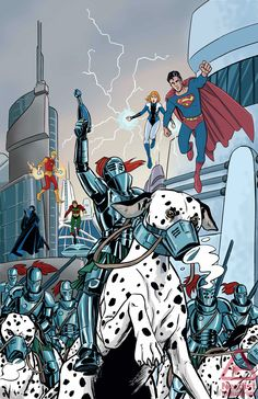 """February 12, 2015: Details on """"Convergence"""" Titles in Week 3 of May http://www.supermanhomepage.com/news.php?readmore=16088"""