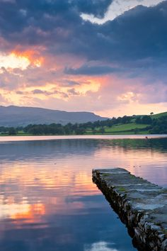 Stone jetty at Bala Lake, North Wales Best Of Wales, Royal Welsh Show, Cool Places To Visit, Places To Go, Beautiful World, Beautiful Places, Snowdonia National Park, Brecon Beacons, Crumpets