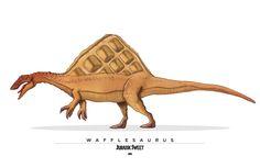 Jurassic Sweet, des dinosaures à dévorer L'artiste Alejo Malia nous offre une création plutôt rigolote qui reprend les dinosaures de Jurassic Park version friandises. Du Cupcakeceratops en passant par le Cookieraptor ou encore le Donutsaurus Rex, voilà en quoi consiste cette série qui porte le nom de « Jurassic Sweet ».