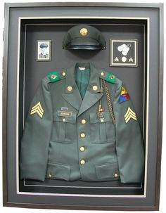 Military Memories and More - Army Class A Jacket
