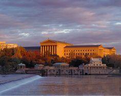 philadelphia museum of art Philly Art Museum, Philadelphia Museum Of Art, Art Photography, Mansions, House Styles, Places, Travel, Image, Decor