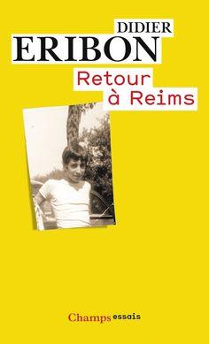 Retour à Reims - Didier Eribon - Québec, Québec - Septembre 2012