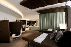 Etihad Diamond First Class Lounge – Abu Dhabi - 9 Lounges d'Aéroports les plus luxueux au monde