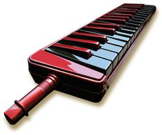 Hohner Melodica    I want one of these.