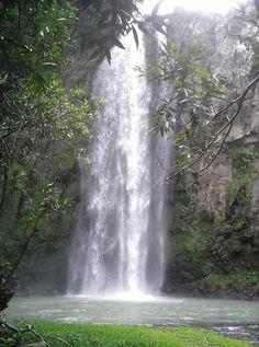 El Chorreron, El Salvador; tourism is the fastest-growing sector of the Salvadoran economy. ◆El Salvador - Wikipedia http://en.wikipedia.org/wiki/El_Salvador #El_Salvador