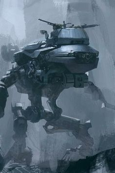 More mech designs from Takumer Homma. http://www.advancedphotoshop.co.uk/image/54858/mech