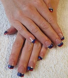 24th of july nails