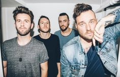 """I'm just thankful that I was the right thing""—Bradley Walden on Emarosa's new life"