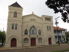 Big Zion A.M.E. Zion Church, Mobile, Alabama (AL)