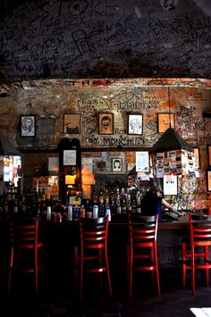 El Batey dive bar. San Juan, PR. Going this week though!