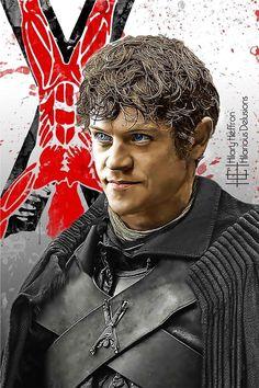 Ramsay Bolton. Hateful character, but amaaaazing actor. Iwan Rheon