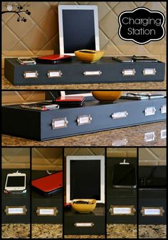 Diy Charging Station Gotta Make One Of These