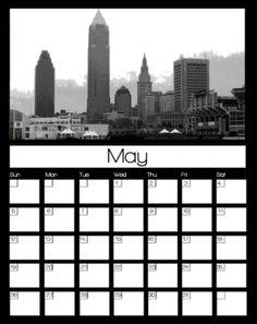 May 2013 Printable Calendars