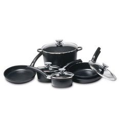 Berndes SignoCast Classic10-Piece Cookware Set >>> Want additional info? Click on the image.