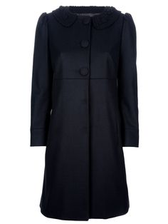 RED VALENTINO - Button Up Coat