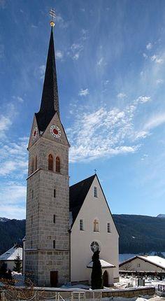 St. Sebastian, Gosau, Upper Austria