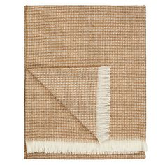 Buy John Lewis Croft Collection Waffle Throw Online at johnlewis.com