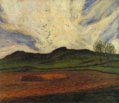 Storm clouds   Karl Fredrik Nordström   1893