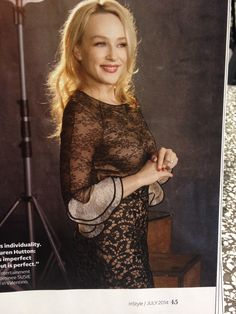 Susie Porter looking gorgeous. What a stunning dress (Valentino)