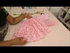 How to Crochet a Baby Blanket - Crochet Baymax Baby Girl Dress Patterns, Baby Dress Design, Little Girl Dresses, Baby Patterns, Sewing Baby Clothes, Baby Sewing, Diy Clothes, Sewing Patterns For Kids, Sewing For Kids