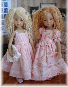Muñecas  Dianna Effner