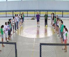 """Evento """"Esporte e Cidadania"""""""