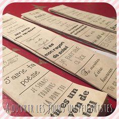 DIY pour fabriquer une boite à messages positifs, avec des printables, des étiquettes, et plein d'amour dedans !