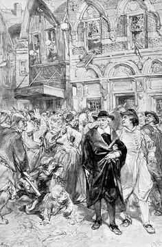 Rochussen, Vosmaer - De vrucht der prediking (Sylvius en Rembrandt in 1630)