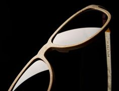 13f5241115 Standing warm against the cold  Skylark 41 wood-stone glasses from Rolf  Spectacles