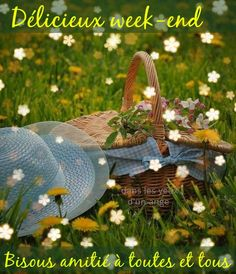 Bon week-end image 3 Bon Week End Image, Good Night, Good Morning, Happy Week, Diy And Crafts, Photos, Gifs, Facebook, Twitter