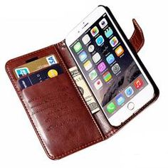 PU Leather Case For iPhone - Bags Masters